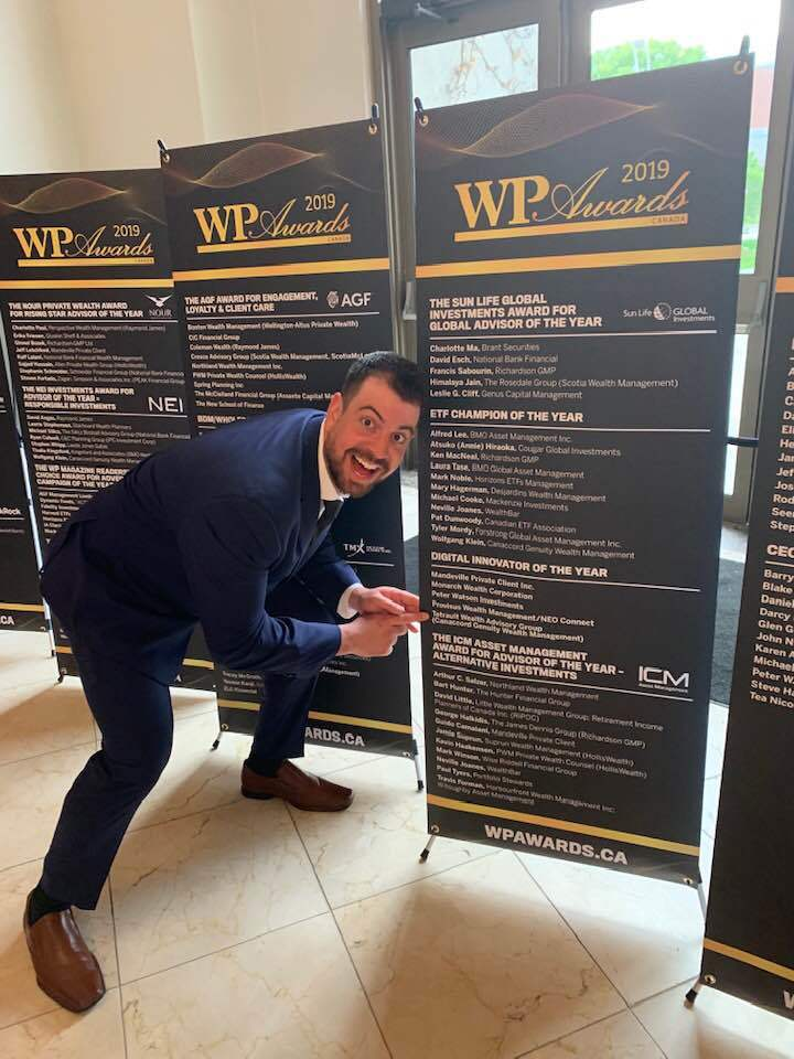 Wealth Professional Awards